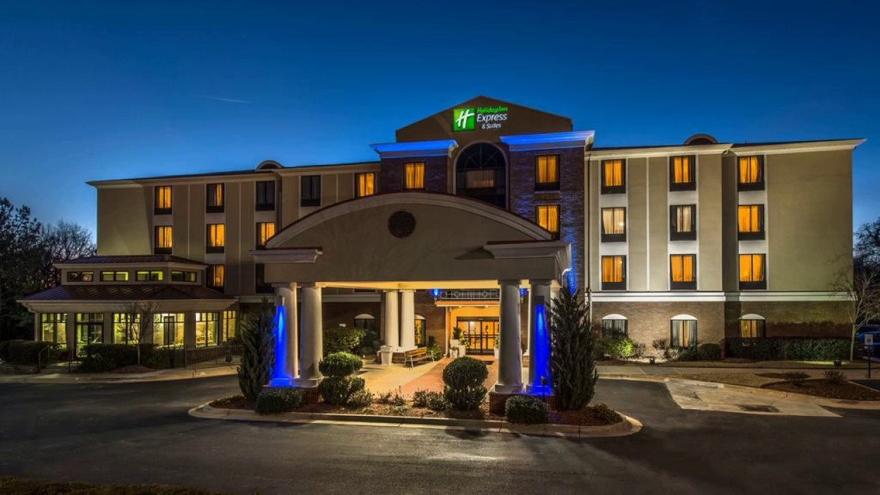 Holiday Inn Express Hotel Suites Lavonia In Georgia United States