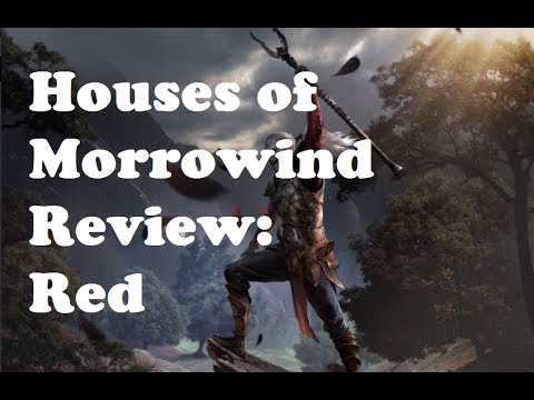 Houses of Morrowind Set Review: Red