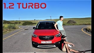 OPEL CROSSLAND X COSMO 1.2 TURBO | Feature Car review