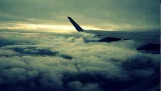 Flying between Geneva and Warsaw