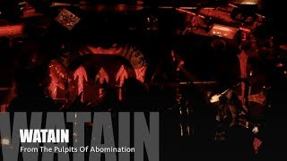 Watain - From The Pulpits Of Abomination [Live In Bergen, Norway]