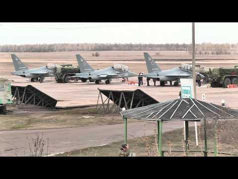 """Первый самостоятельный вылет курсанта на """"Як-130"""""""