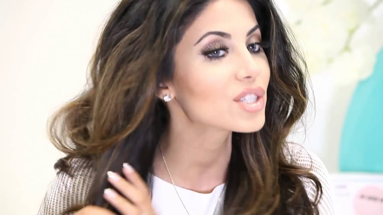 How To Get Major Volume To Your Hair Leyla Milani Hair Youtube