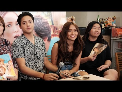 Livestream of  Can't Help Falling in Love Movie Presscon #CHFILPressConference