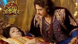 Jodha & Akbar's NEW MARVADI LOOK in Jodha Akbar 7th February 2014 FULL EPISODE