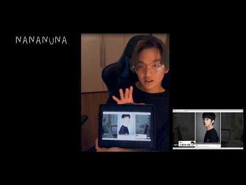 (INDO SUB) Haechan NCT Reaction To SMROOKIES Video (haechan And Mark)