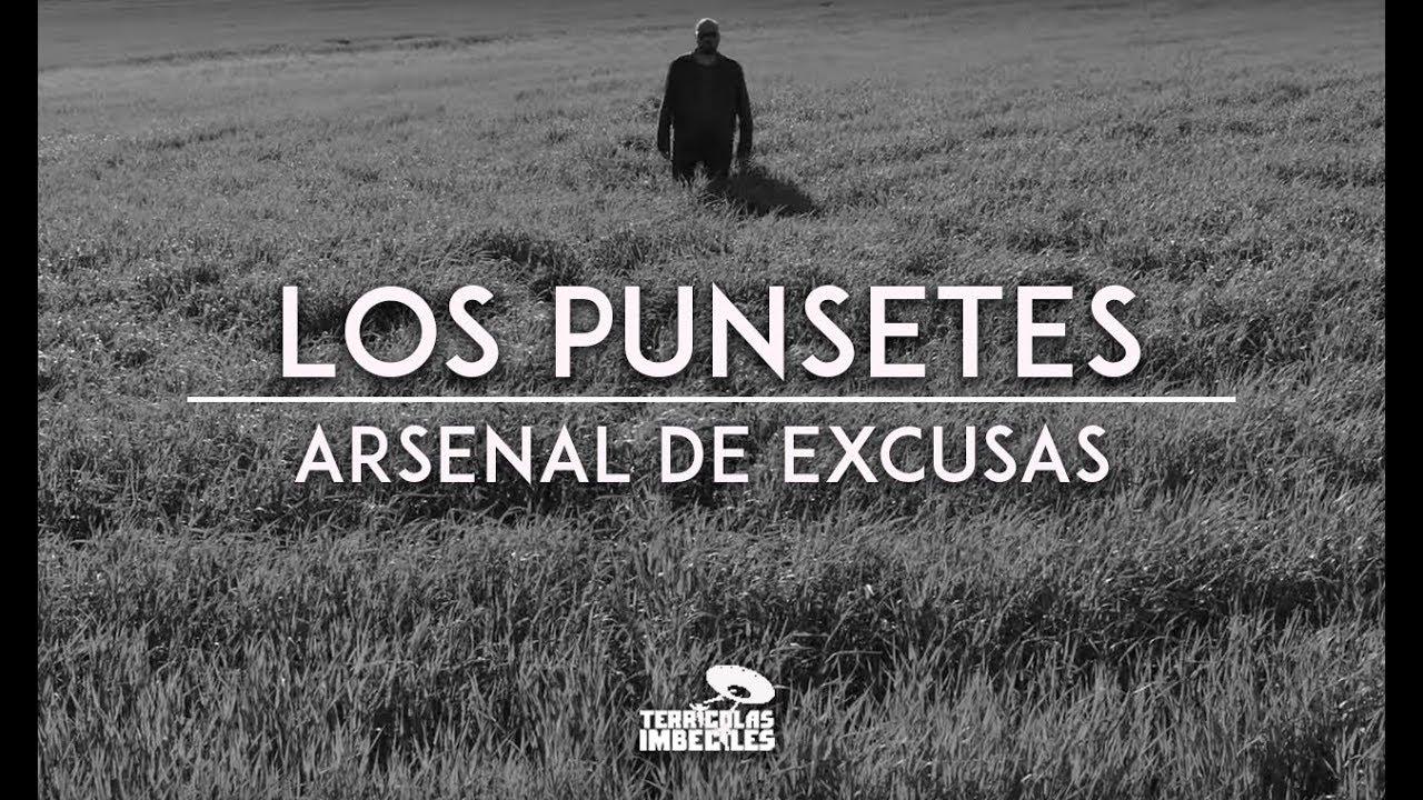 los-punsetes-arsenal-de-excusas-video-oficial-terricolas-imbeciles