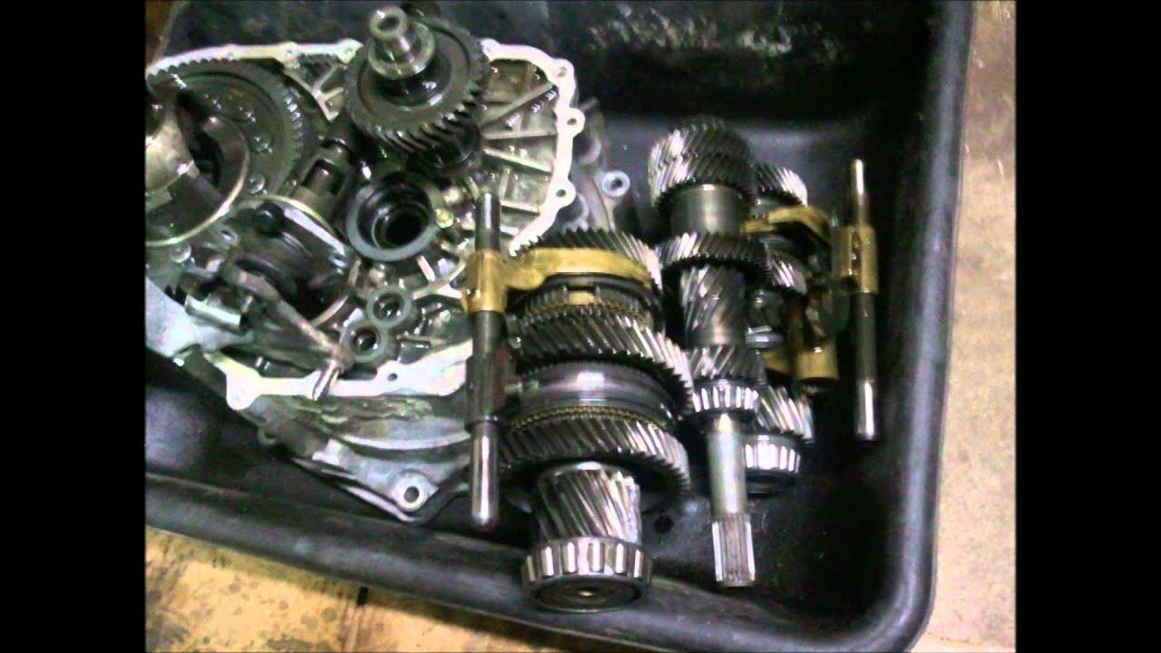 Volkswagen GTI 6 speed no 1 2 gear