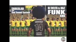 Reggaeby - Shakalab ft Sud Sound System (Dj Delta & Haz remix) - 2014