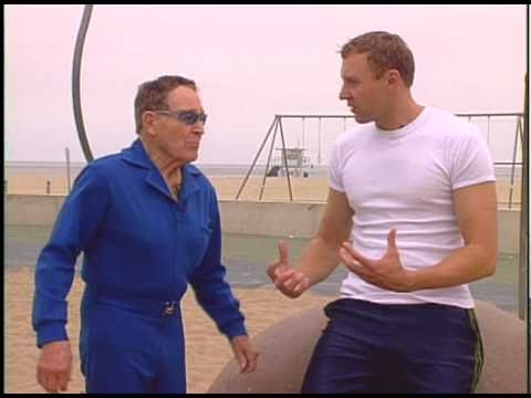 Weekend Explorer- Jack LaLanne- Muscle Beach Workout, Santa Monica