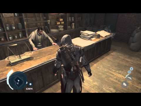 Assassin's Creed 3 - All 6 Town/City Outfits Unlocked & Showcased