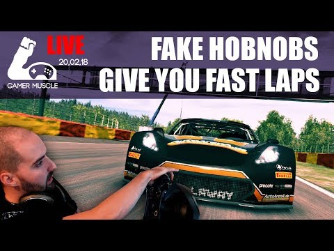 SIM RACING LIVE  WITH SUBSCRIBERS - GAMER MUSCLE LIVE 💪🔴