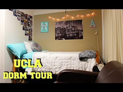 UCLA Dorm Tour