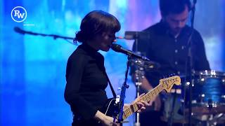 Daughter - Smother live at Rock Werchter, Belgium