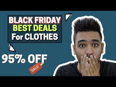 Blackfriday's Best Clothing WEBSITE !