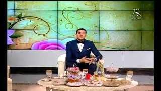 صباح العيد مع محسن و هاجر 24 09 2015