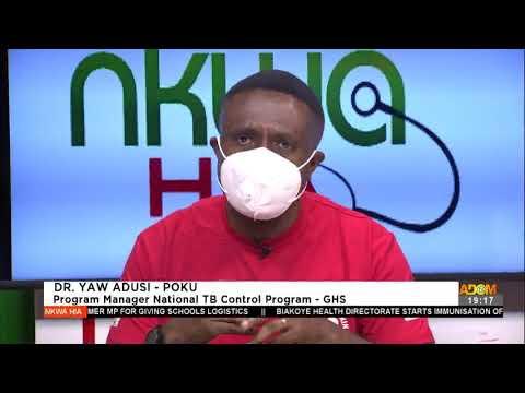 Inquiring about Coronavirus and Tuberculosis - Nkwa Hia on Adom TV (29-3-21)