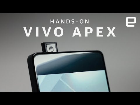 Vivo APEX Hands-On at MWC 2018