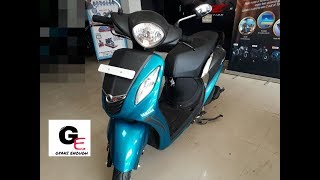 yamaha fascino BS4 AHO actual showroom look/real life review!!!!