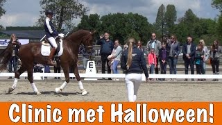 Kan Halloween tegen applaus?? | Horse & Technology Event | PaardenpraatTV