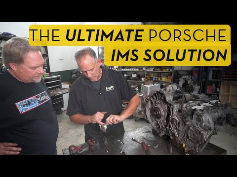 The Truth About Porsche IMS Bearing Failure and How to Fix It