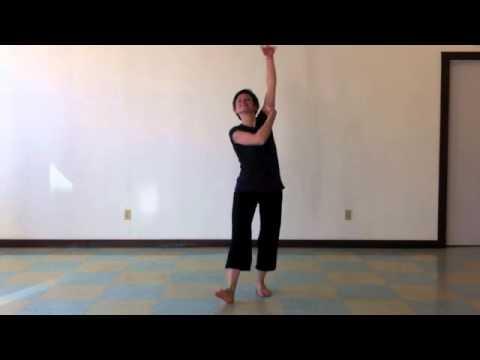 Yankadi Dance Lesson