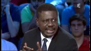 Pape Diouf - On n'est pas couché 28 mars 2009 #ONPC