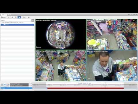 .商場安裝遠端網路監控攝影機解決方案