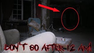 NEVER EXPLORE THIS ABANDONED MANSION WITH AN URN AFTER 12 AM! (SHE ...