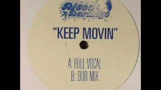 Disco Darlings - Keep Movin (Full Vocal)