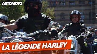 Harley-Davidson : 115 ans de légende