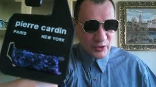 Галстук Pierre Cardin.  Обзор