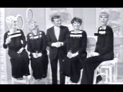 Ricet Barrier et les Parisiennes - Chaussures à mon pied (1967)
