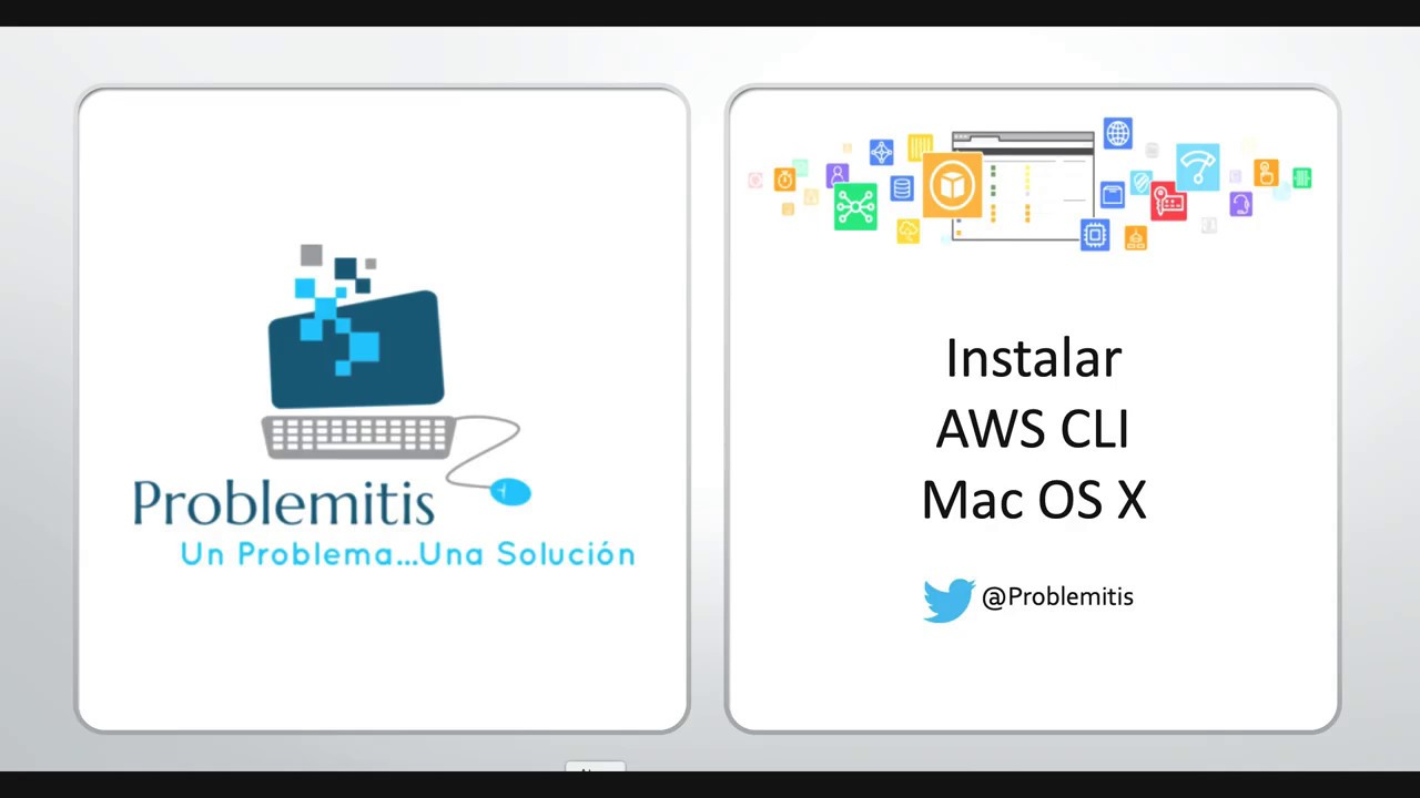Aws cli install mac os