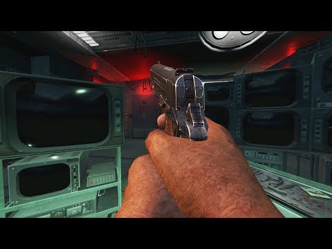 BLACK OPS 1 MENU INTERROGATION FACILITY ZOMBIES MOD!  (Custom Zombies Mod Maps)