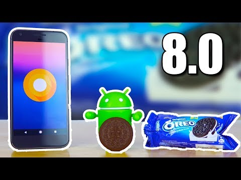 Android 8.0 Oreo - Top 10 Features!