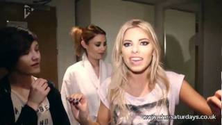 The Saturdays (Mollie King) What Goes On Tour... Episode 3