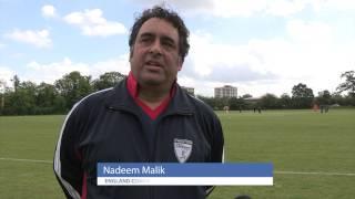 Masroor Cricket Tournament 2014 - Day 1