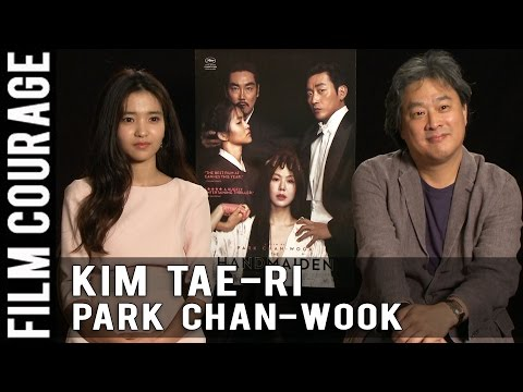 Most Important Part Of The Filmmaking Process by Park Chan-wook & Kim Tae-ri of THE HANDMAIDEN