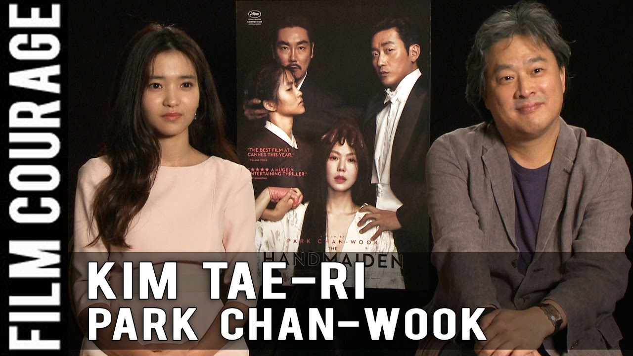 Download Most Important Part Of The Filmmaking Process by Park Chan-wook & Kim Tae-ri of THE HANDMAIDEN