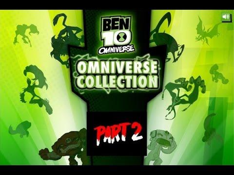 Ben 10 Omniverse - Ben 10 Ultimate Alien Collection 2 ...