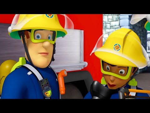 Download Youtube: Fireman Sam New Episodes 🌟 Stuck in the Muck - NEW FULL EPISODE - Season 7 | Cartoons for Children
