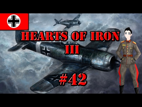Hearts of Iron 3 | BlackICE 8.5 | Germany | Episode 42 | Hello Moscow!