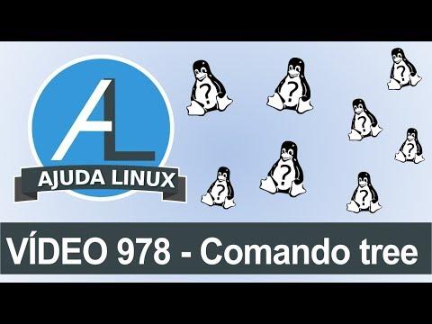 Ajuda Linux - Dia 978 - Comando tree