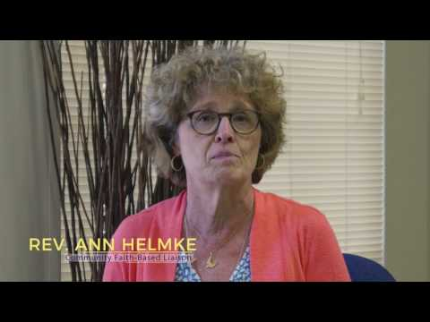 Ann Helmke- City of San Antonio Faith Based Initiative