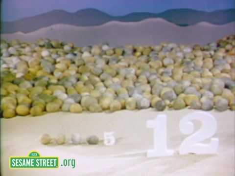 Sesame Street: Rocks Number 12