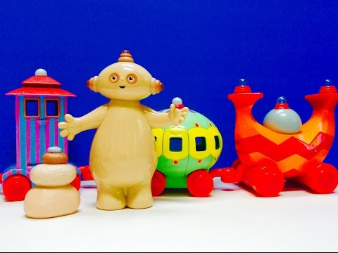 Makka Pakka and the Ninky Nonk In The Night Garden