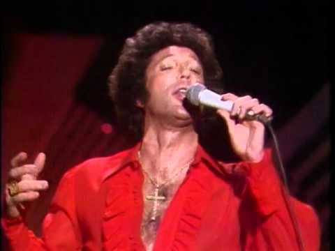The Midnight Special 1976  17  Tom Jones  Delilah