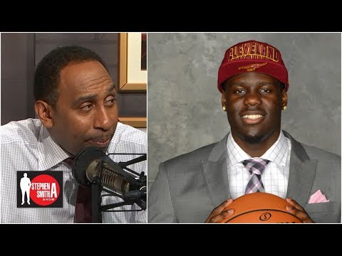 Stephen A. picks his biggest NBA draft bust of all time | Stephen A. Smith Show