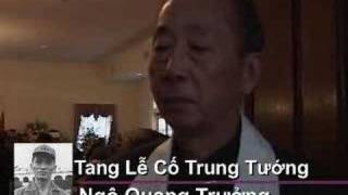 Tang Lễ Tướng Ngô Quang Trưởng